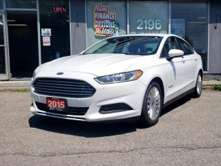 Used 2015 Ford Fusion 4dr Sdn S Hybrid FWD for sale in Bowmanville, ON