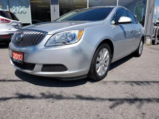 Used 2012 Buick Verano 4dr Sdn w/1SB for sale in Bowmanville, ON