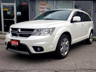 Used 2014 Dodge Journey FWD 4dr Limited for sale in Bowmanville, ON