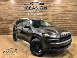 Used 2015 Jeep Cherokee Jeep Cherokee North 4X4 2015 GRIS 151000 for sale in Ste-Brigitte-de-Laval, QC
