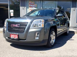 Used 2013 GMC Terrain Awd 4dr Sle-2 for sale in Bowmanville, ON