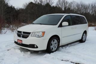 Used 2013 Dodge Grand Caravan 4dr Wgn Crew for sale in Bowmanville, ON