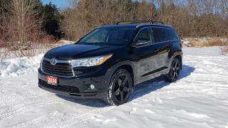 Used 2014 Toyota Highlander AWD 4DR XLE for sale in Bowmanville, ON
