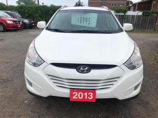 Used 2013 Hyundai Tucson GLS for sale in Hamilton, ON