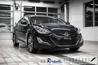 Used 2015 Hyundai Elantra GLS chez Rimouski Hyundai for sale in Rimouski, QC