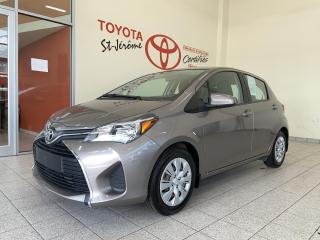Used 2015 Toyota Yaris * 19 000 KM * AUTOMATIQUE * AIR * for sale in Mirabel, QC