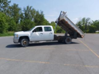 Used 2012 Chevrolet Silverado 3500 WT for sale in Cornwall, ON