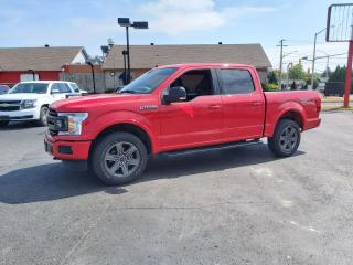 Used 2020 Ford F-150 XLT for sale in Cornwall, ON