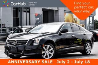 Used 2014 Cadillac ATS AWD Sunroof BOSE Sound Backup Camera Brembo Brakes Heated Seats for sale in Thornhill, ON