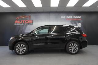 Used 2015 Acura MDX SH-AWD NAV PKG + CUIR TOIT CAMERA BLUETOOTH 97 038 for sale in Lévis, QC