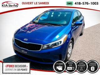 Used 2017 Kia Forte * LX* MANUELLE* BLUETOOTH* for sale in Québec, QC