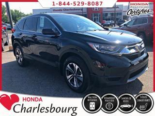 Used 2018 Honda CR-V LX AWD**36 248 KM**UN PROPRIÉTAIRE** for sale in Charlesbourg, QC