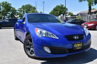Used 2012 Hyundai Genesis Coupe Premium for sale in Oakville, ON