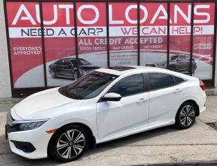 Used 2016 Honda Civic EX-T-ALL CREDIT ACCEPTED for sale in Scarborough, ON