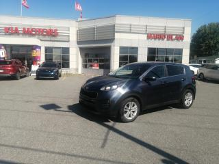 Used 2018 Kia Sportage LX FWD ***CAMERA DE RECUL*** BLUETOOTH ***MAGS for sale in Mcmasterville, QC