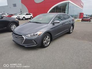 Used 2017 Hyundai Elantra Berline 4 portes, boîte automatique, GL for sale in Beauport, QC