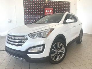 Used 2016 Hyundai Santa Fe Sport Limited achat en ligne for sale in Terrebonne, QC