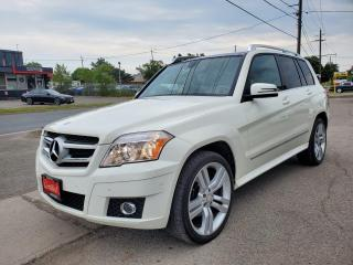 Used 2011 Mercedes-Benz GLK-Class GLK 350 LOW KMS for sale in North York, ON