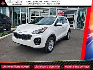 Used 2018 Kia Sportage LX AWD AC + SIEGES-CHAUFFANTS + CAMERA for sale in Blainville, QC