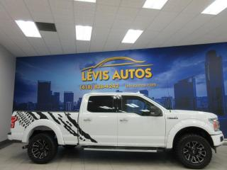 Used 2018 Ford F-150 XLT 302A 4X4 SUPERCREW V-8 GPS CAME for sale in Lévis, QC
