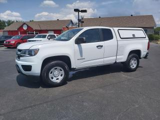 Used 2019 Chevrolet Colorado 2WD Work Truck for sale in Cornwall, ON