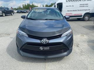 Used 2017 Toyota Corolla Base for sale in Val-D'or, QC