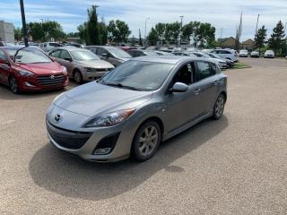 Used 2010 Mazda MAZDA3 GS 4dr FWD 4 Door HB for sale in Edmonton, AB