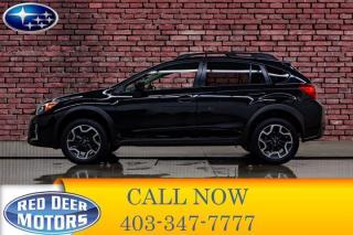 Used 2016 Subaru XV Crosstrek AWD Touring BCam for sale in Red Deer, AB