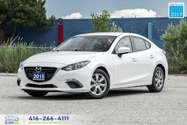 2015 Mazda MAZDA3 GX-Power windows-power locks-Air