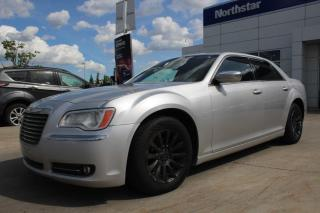 Used 2012 Chrysler 300 TOURING LEATHER/PUSHBUTTONSTART/HEATEDSEATS for sale in Edmonton, AB