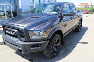 New 2020 RAM 1500 Classic Warlock for sale in Peace River, AB