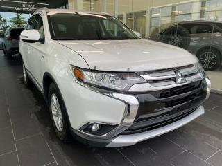 Used 2016 Mitsubishi Outlander SE AWC, ACCIDENT FREE, PADDLE GEAR SHIFTS, KEYLESS IGNITION, A/C for sale in Edmonton, AB