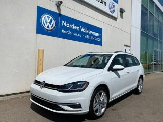 New 2019 Volkswagen Golf Sportwagen EXECLINE for sale in Edmonton, AB
