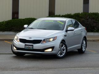 Used 2012 Kia Optima LEATHER,EX LUXURY,REAR-CAM,FULLY LOADED,NO-ACCIDNT for sale in Mississauga, ON