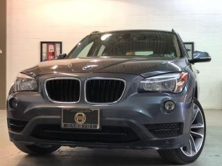 Used 2015 BMW X1 28i | Rear Cam | Nav | Pano SR | Sport Line | AWD for sale in Pickering, ON