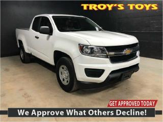 Used 2016 Chevrolet Colorado 2WD WT for sale in Guelph, ON
