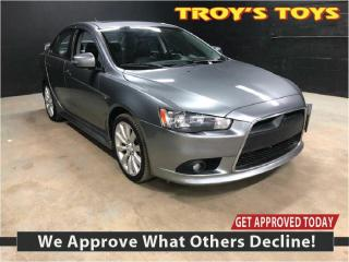 Used 2015 Mitsubishi Lancer SE for sale in Guelph, ON