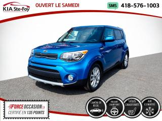 Used 2019 Kia Soul * EX* CAMERA* SIEGES CHAUFFANTS * for sale in Québec, QC