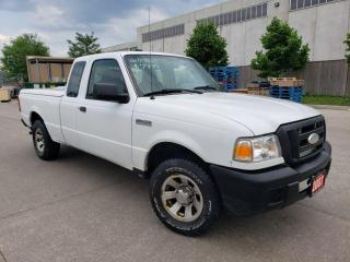 Used 2007 Ford Ranger Auto, 4 DOOR, Only 104000 km, Warranty availab for sale in Toronto, ON