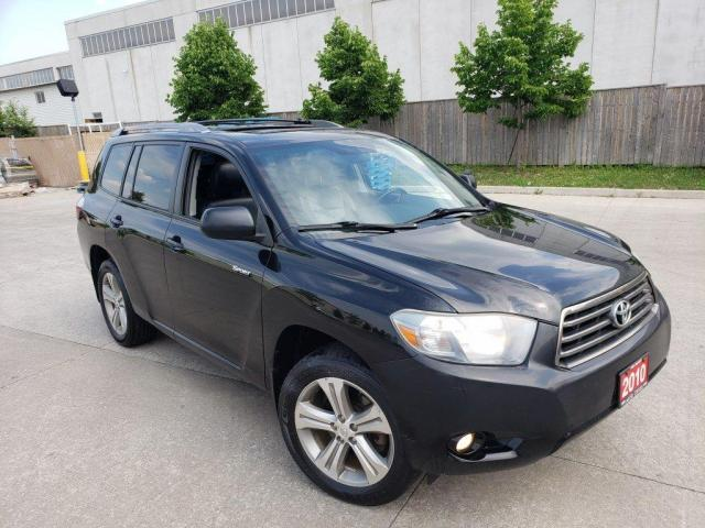 2010 Toyota Highlander Leather, 7 Pass, AWD, 3/Y Warranty avail