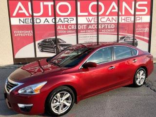 Used 2015 Nissan Altima SV-ALL CREDIT ACCEPTED for sale in Scarborough, ON