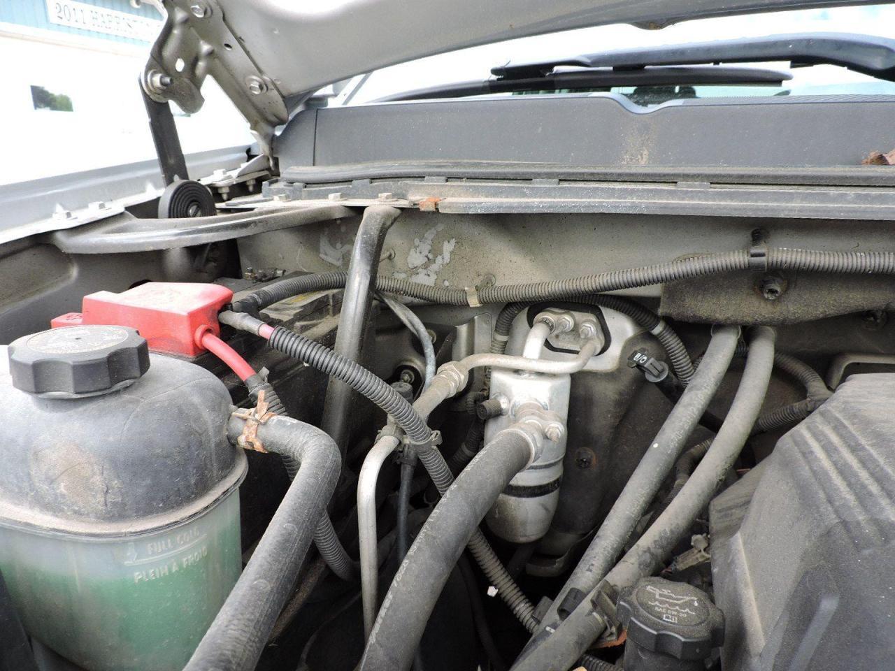 2010 Chevrolet Silverado 2500