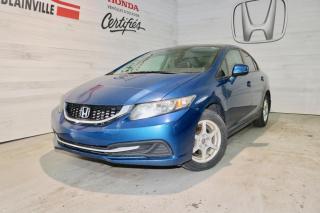 Used 2013 Honda Civic EX 4 portes for sale in Blainville, QC