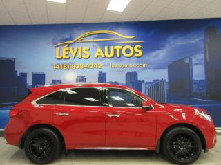 Used 2018 Acura MDX ELITE SH-AWD 7 PASSAGERS TOUT EQUIPE SEU for sale in Lévis, QC