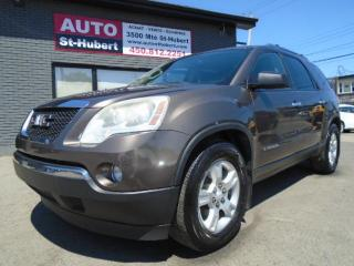 Used 2008 GMC Acadia SLT AWD for sale in St-Hubert, QC