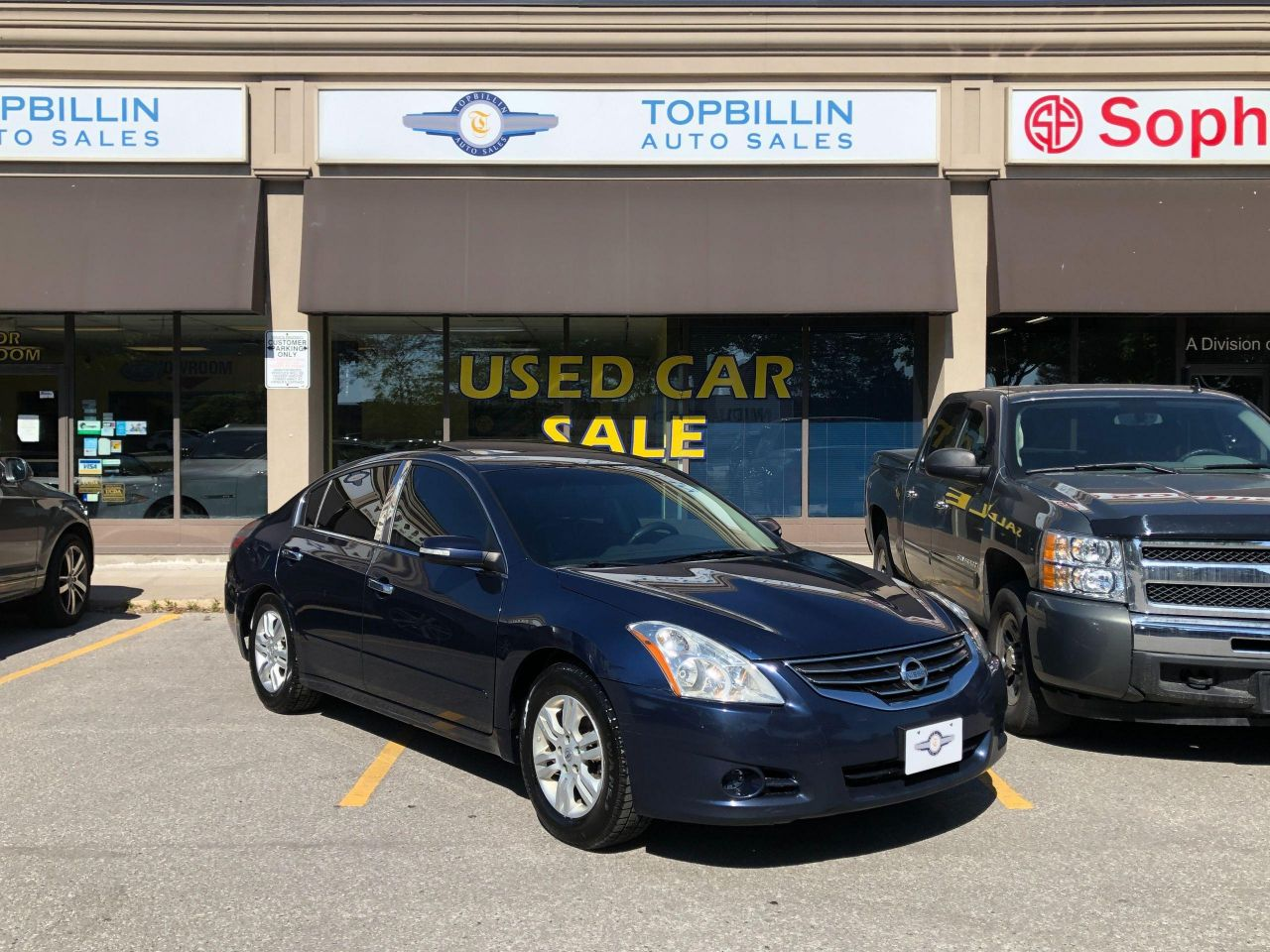 2011 Nissan Altima 2.5 SL Leather, Sunroof, 2 Years Warranty