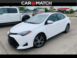 Used 2018 Toyota Corolla LE / SUNROOF / ALLOY'S for sale in Cambridge, ON