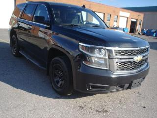 Used 2015 Chevrolet Tahoe 4x4,6 passenger,ex-police for sale in Mississauga, ON