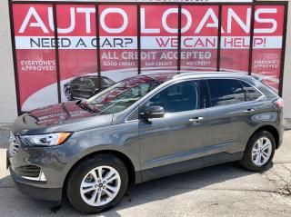 Used 2020 Ford Edge SEL-ALL CREDIT ACCEPTED for sale in Scarborough, ON