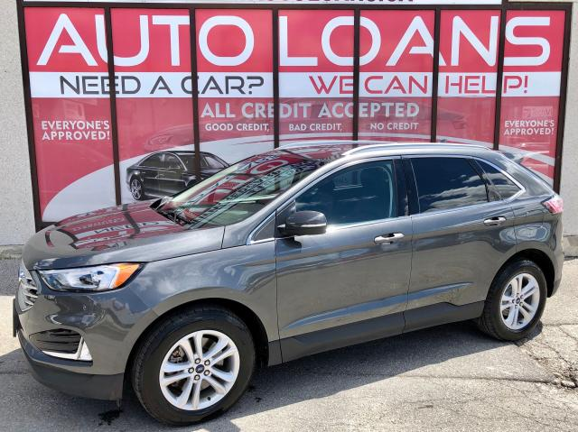 2020 Ford Edge SEL-ALL CREDIT ACCEPTED